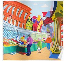 Daventry Market Poster