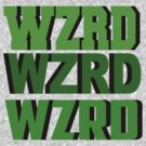 WZRD - Shirt by Georg Bertram