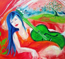 Music Lover by Ira Mitchell-Kirk