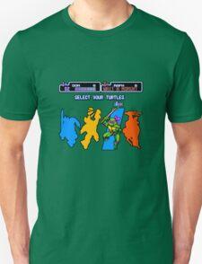 Turtles in Time - Donatello Unisex T-Shirt