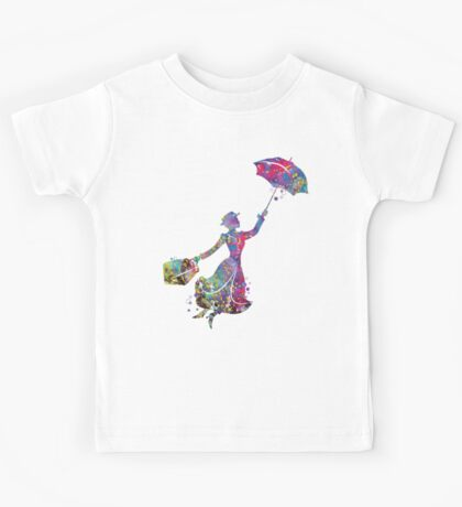 Mary Poppins Kids Tee