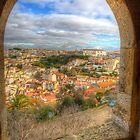 Window On The World by manateevoyager