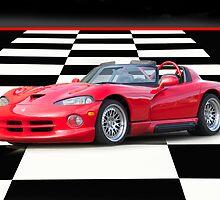 1995 Dodge Viper w/o ID by DaveKoontz