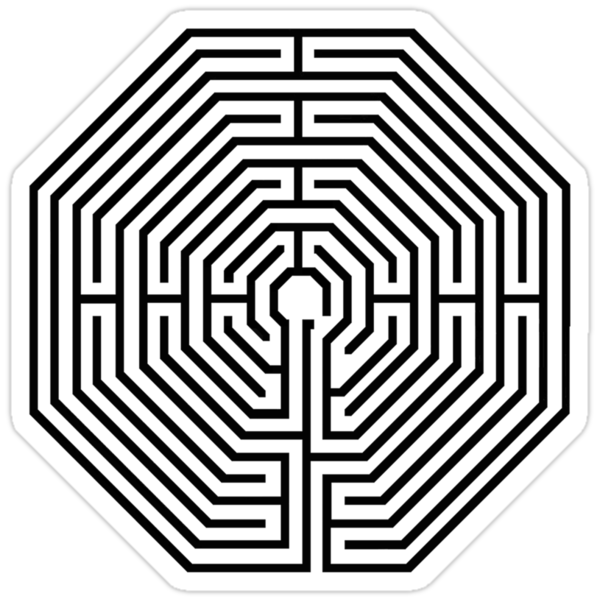 Arras Labyrinth by wiccked