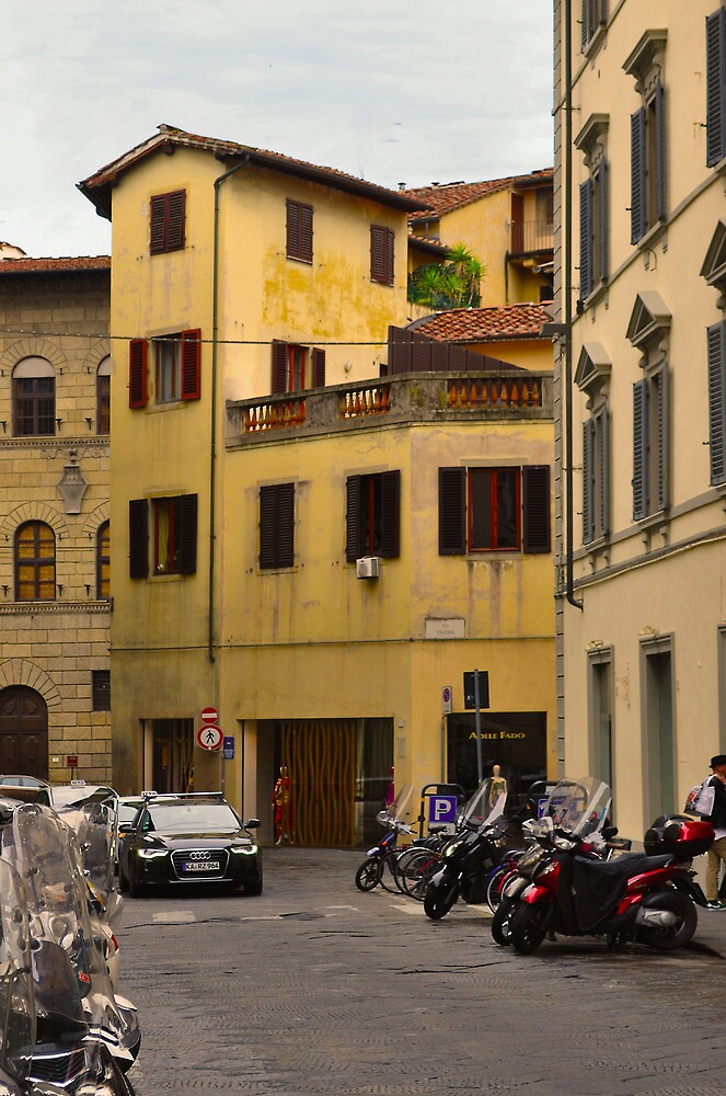 Florence Everyday Life by Thomas Barker-Detwiler