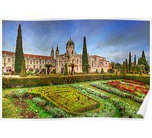 Monastery Gardens Poster