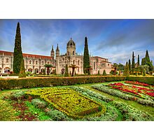 Monastery Gardens Photographic Print