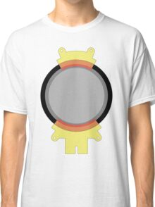 Hoverboard Yellow Radiation Suit Classic T-Shirt
