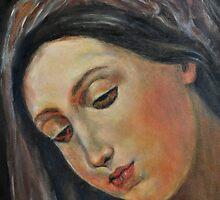 Mary of Sorrows by tsita13