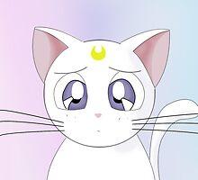 Artemis by cheylovespie