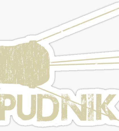 Spudnik (1) Sticker