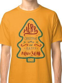 Christmas & New Year Classic T-Shirt