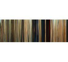 Moviebarcode: Seven Psychopaths (2012) Photographic Print