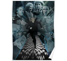 Doctor Who - Always Running Poster