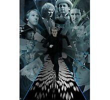 Doctor Who - Always Running Photographic Print
