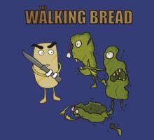 The Walking Bread by zozy92
