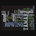 Tamar Rowing Tee by Pauline Winwood