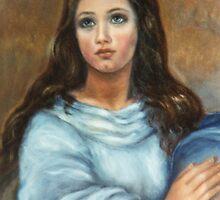 Mary - Assumption by tsita13
