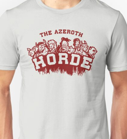 Team Horde  Unisex T-Shirt