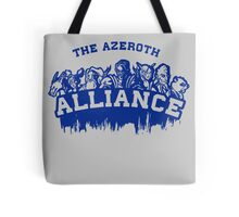 Team Alliance Tote Bag