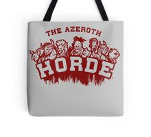 Team Horde  Tote Bag