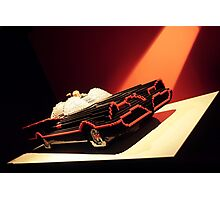 60s Lego Batmobile Photographic Print