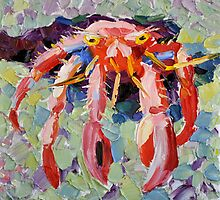 Hermit Crab 2 by Neil Goodridge