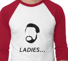 Lady's Riker Men's Baseball ¾ T-Shirt
