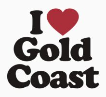 I Love Gold Coast by iheart