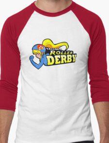 Tallon IV roller derby Men's Baseball ¾ T-Shirt