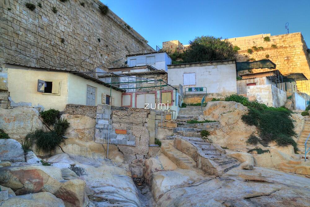 Malta life II by zumi