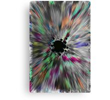 Splat Canvas Print