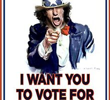 I Want You To Vote For Tom And Jerry by JaySticLe
