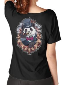 Panda Boss Women's Relaxed Fit T-Shirt