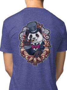 Panda Boss Tri-blend T-Shirt