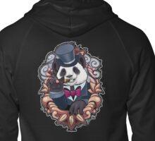 Panda Boss Zipped Hoodie