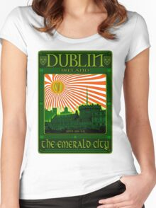 Dublin Women's Fitted Scoop T-Shirt