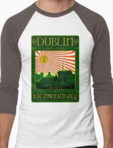 Dublin Men's Baseball ¾ T-Shirt