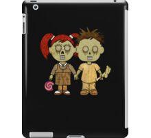 Zombies Hand Holding iPad Case/Skin