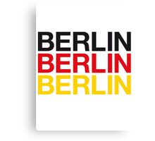 BERLIN Canvas Print