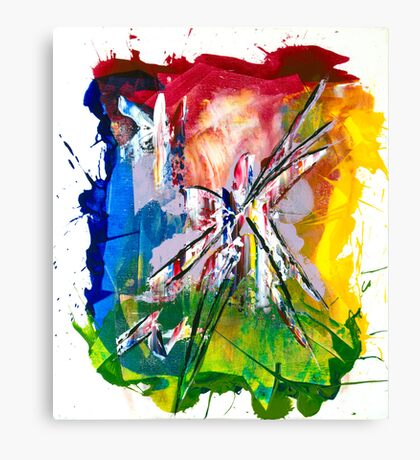 Alseides Canvas Print