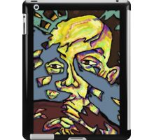 The Man And The Mask. iPad Case/Skin
