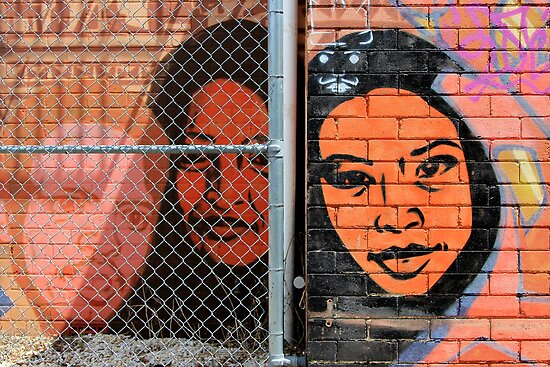 Street Art: global edition # 45 by fenjay