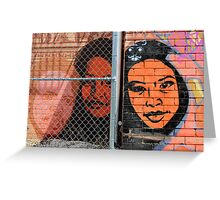 Street Art: global edition # 45 Greeting Card
