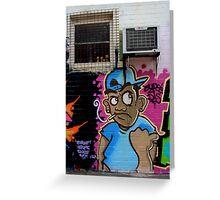 Street Art: global edition # 51 Greeting Card