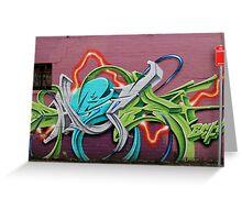 Street Art: global edition # 36 Greeting Card