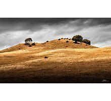 Sunburnt Hills Photographic Print