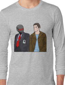 Daft Bunk Long Sleeve T-Shirt
