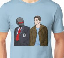 Daft Bunk Unisex T-Shirt