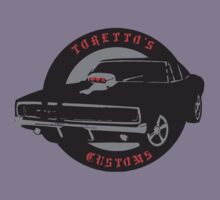Toretto's Custom by superedu